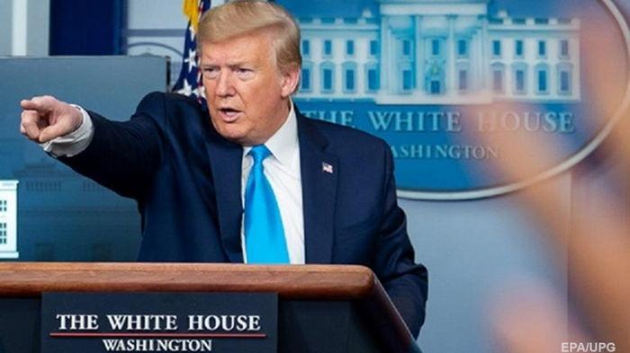 Трамп будет судиться из-за аккаунта в Twitter