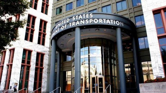 Министерство транспорта США уволило 3 700 сотрудников
