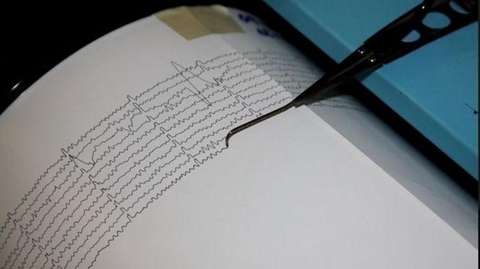 У побережья Японии случилось сильное землетрясение