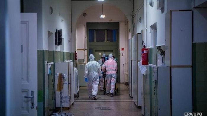 В Румынии зафиксирована рекордная смертность от COVID
