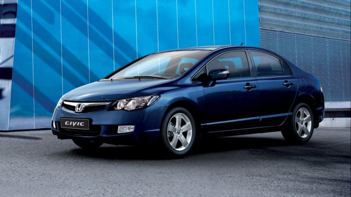 Honda Civic: плюси і мінуси