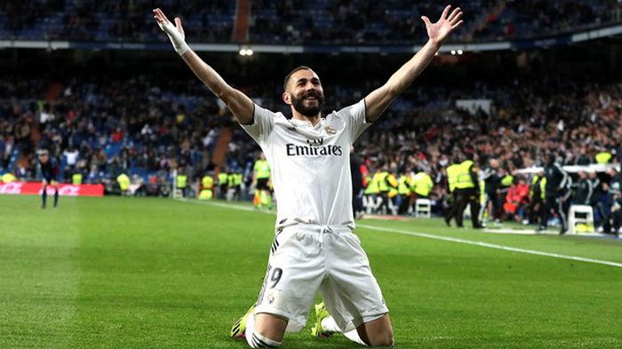 Реал просит отдать Золотой мяч Бенземе