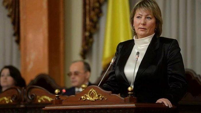 Глава Верховного суда заявила о своей отставке