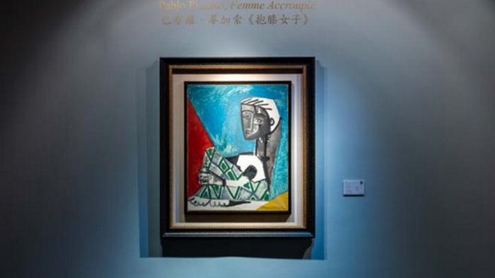 На аукционе в Гонконге картину Пикассо продали за $24,6 миллиона