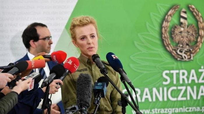В Польше заявили об обстреле на границе со стороны Беларуси