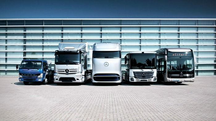 Mercedes прощается с Daimler и вступает в новую эру