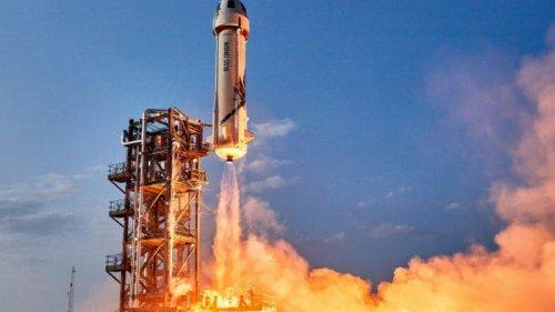 Сегодня Blue Origin запустит свой космический корабль