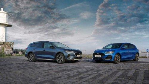 Новый Ford Focus 2022 показали на видео