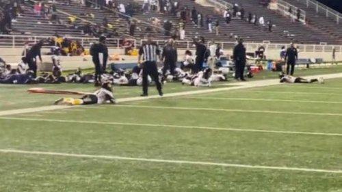 На школьном футбольном матче в Алабаме произошла стрельба, четверо раненых