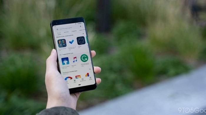 Google может вскоре заблокировать загруженные на Android приложения